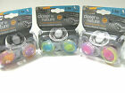 "TOMMEE TIPPEE ""DISCONTINUED"" PURE SOOTHERS 2 IN PACK  3-9M BOYS/GIRLS  BPA FREE"