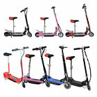 Deluxe Electric E Scooter Scooters Kids Ride On Battery - Special Edition New