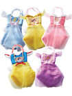 Child Disney Princess Fancy Dress Shape Hand Bag New Book Week Kids Girls