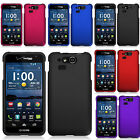 For Kyocera Hydro Elite C6750 Verizon Colorful Rubberized Hard Case Cover Phone