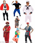 FUN MALE COLLECTION FANCY DRESS COSTUMES HALLOWEEN PARTY MENS STAG NIGHT OUTFIT