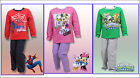 Boys / Girls Kids Spiderman, Skylanders Giants, Minnie Mouse Pyjamas PJs #400