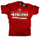 San Francisco 49ers T-Shirt Jersey Flag Snapback Officially Licensed by The NFL