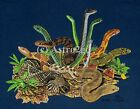 SNAKES- Copperhead Diamondback Coral Herpetology Reptiles Science Nature T shirt