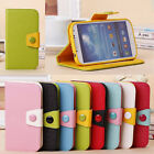 New Wallet PU Leather Flip Case Cover Stand Skin For Samsung Galaxy S4 SIV i9500