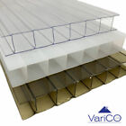 10mm Polycarbonate Roofing Sheet Clear, Bronze, Opal - Various Sizes Available