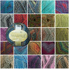James C Brett Marble Chunky Yarn / Wool 200g - P&P for additional balls is FREE