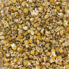 GERMAN CHAMOMILE FLOWERS DRIED WHOLE ORGANICALLY GROWN EGYPT 1 -16 OZ