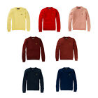 Original Lyle & Scott V-Neck Cotton/Merino Pullover Jumper - Authorised Stockist