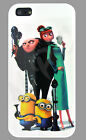 NEW DESPICABLE ME 2 CUTE MINIONS HARD CASE COVER for iPod 5th 5 4th 4 Generation