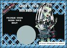 Monster High - Frankie Stein - Scratch Off Tickets - Birthday Party. 12 Count.