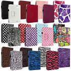 "Folding Folio PU Stand Leather Case Cover For Amazon Kindle Fire HD 7"" Tablet"