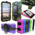 HEAVY DUTY SURVIVAL TOUGH SHOCK PROOF HARD CASE COVER FOR MOBILE PHONES TABLETS