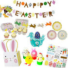 Easter Party Plates, Cups, Decorations, Easter Crafts, Easter Egg Hunt & Games!!