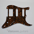 new vanson scratchplate pickguard for fender® stratocaster® strat®* projects hss