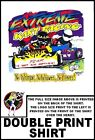 EXTREME KART RACING NO WHIMPS NO WHINERS NO LOSERS T-SHIRT TBH69RD4