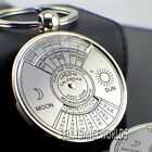 50 YEARS PERPETUAL CALENDAR TOOL KEYCHAIN KEY CHAIN FOB NOVELTY CLASSIC GIFT NEW