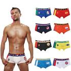 New Sexy Men's 2014 World Cup Edition Flag Underwear Boxer Shorts Brief NNP063