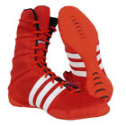 NEW ADIDAS ADIPOWER BOXING CORE 2012 MENS BOXING SHOES BOOTS TRAINERS