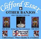 CLIFFORD ESSEX STRINGS - MANDOLIN, PICCOLO, 7 STRING &  GUITAR BANJO, MADE IN UK