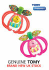 Tomy First Years Grab Apple Teether Rattle Baby Toy Gum Teething Soother Texture