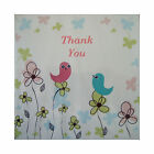Thank You Cards multi pack, blank inside