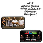 JLS iphone 4/4s, 5/5s, 5c hard case - Can Be Personalised