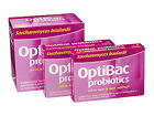 OptiBac Saccharomyces Boulardii Probiotic Quickly Stops Diarrhoea & Tummy Upsets