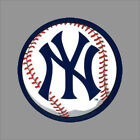 New York Yankees #5 MLB Team Logo Vinyl Decal Sticker Car Window Wall Cornhole