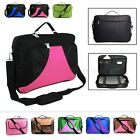 """16.4"""" 15.6"""" 17.3"""" 17"""" Inch Laptop Notebook briefcase carrying Messenger bag case"""