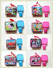 Car George Spiderman Thomas Dora Minnie Monster Tinkerbell Peppa Lunch box