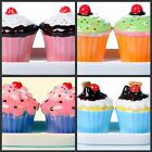 salt and pepper pots salt and pepper shakers cruets cupcakes in various colours