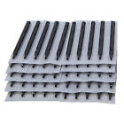Disposable Tattoo Tubes Nozzle Tips For RS Needles U-Pick Size DT Black