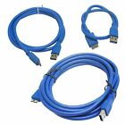 USB 3.0 Micro USB 9pins 5Gbps Super High Speed Data Cable For Samsung Hard Disk