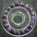 "Wholesale 10mm Natural Nature Round Beads Stretchy Bracelet 7"" 7.5"" 8"" 8.5"""