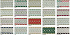 Knitting In Lace 35mm -Choice of Pretty Colours And Lengths FREE POSTAGE