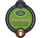 Green Mountain Coffee - FRENCH VANILLA - Vue Cups for Keurig Brewers