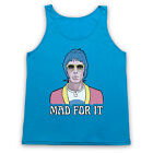 MAD FOR IT UNOFFICAL OASIS LIAM GALLAGHER TANK TOP VEST UNISEX T SHIRT ALL SIZES