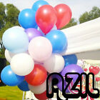 "Party / Wedding Balloons 12Inch Balloon Decorations 12"" - All Colours Available"
