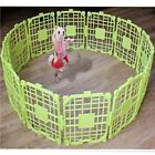 Dog Safe Fences Kennel Cage 12pcs Easy Assembly Pet Supplies 4color Pens