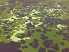 5oz PU Coated Nylon - Denmark Camouflage - Waterproof Material - 3 OR 5 METRES