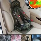 Camo High Quality Safety Infant Child Baby Car Seat Seats Carrier Protable
