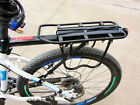 MTB Bicycle cycle alloy front & rear rack carrier bracket bike luggage