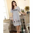 Maternity Clothing Maternity Dress Sleepwear Nightgown for Pregnant Women WAY008