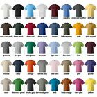 Hanes Beefy-T Shirt Size 2XL-6XL Mens 100% Cotton Tee 5180 - 40 COLORS!
