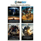 Transformers Quadrilogy HD Photo Poster Pack RD-5012-001 (A4-A3-A3Plus)