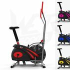 We R Sports 2-IN-1 Elliptical Cross Trainer And Exercise Bike Cardio Workout