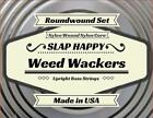 ~NEW Slap Happy ROUNDWOUND Synthetic GUT Upright Double Bass Weedwacker STRINGS