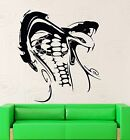 Wall Sticker Vinyl Decal Poisonous Snake Reptile Animal C...