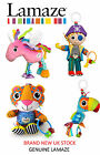 LAMAZE PLAY AND GROW SOFT TOYS BRAND NEW FOR 2014